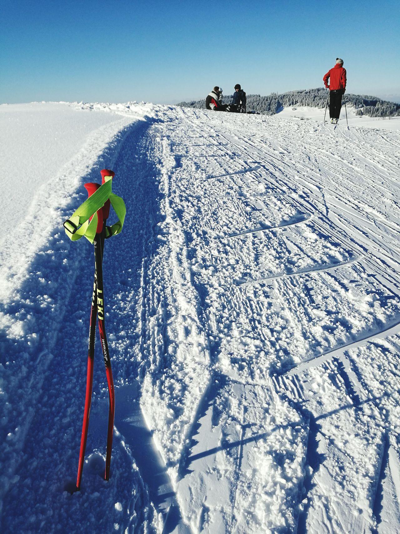 Perfect conditions today! Snow Day Winter Cold Temperature Sport People Mountain Snowboarding Skiing Heilige Drei Könige Cold Winter ❄⛄ Wiederhofen Allgäu Missen Wilhams
