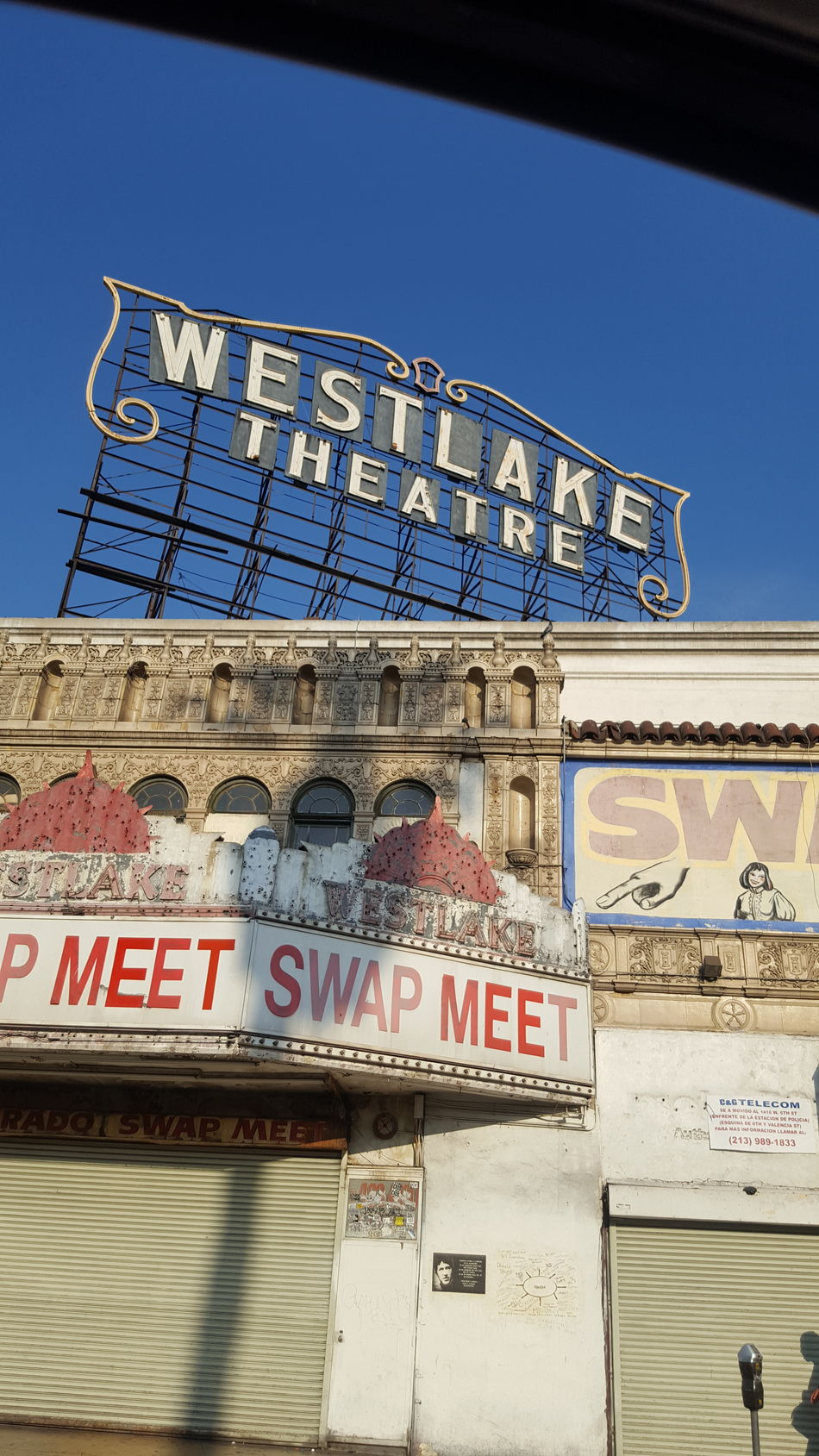 Westlake Theatre Westlake Theatre Swap Meet Point Streetphotography Street Photography The Human Condition Feel The Journey Original Experience