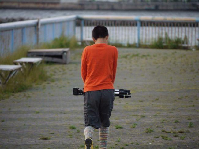 Enjoying Life Lumix Chiba Akiphoto 三脚ずきな彼(。◕‿◕。)