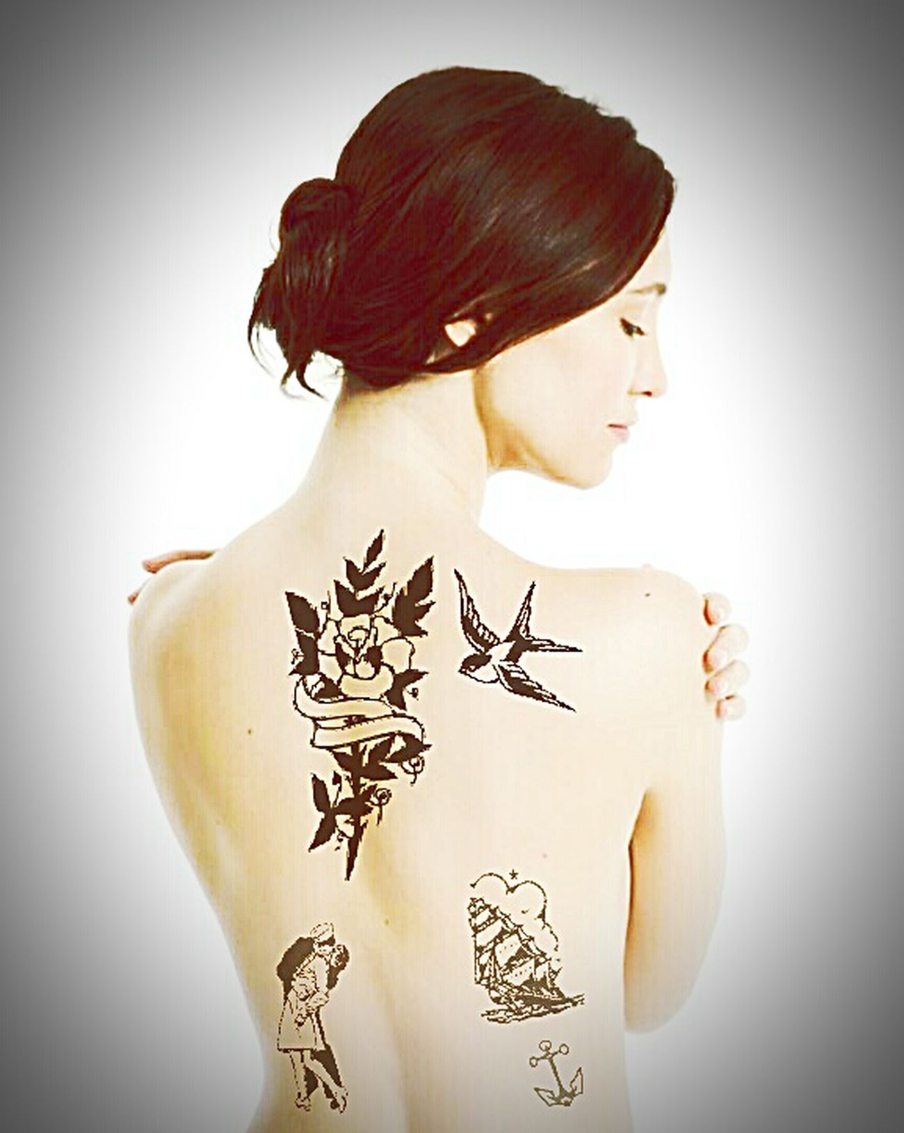 Girls With Tattoos I Added Tattoos Beauty