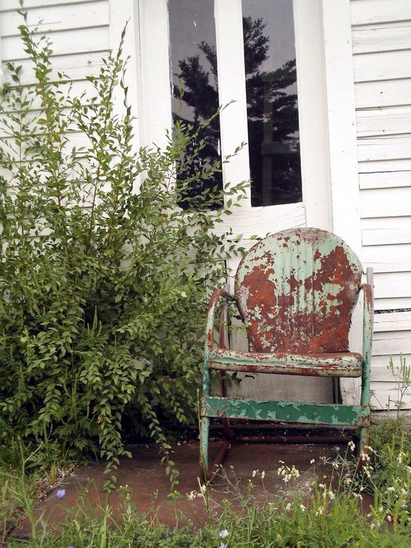 Retired Bradleywarren Photography Bradley Olson Summertime Old Chair Rustic Garage