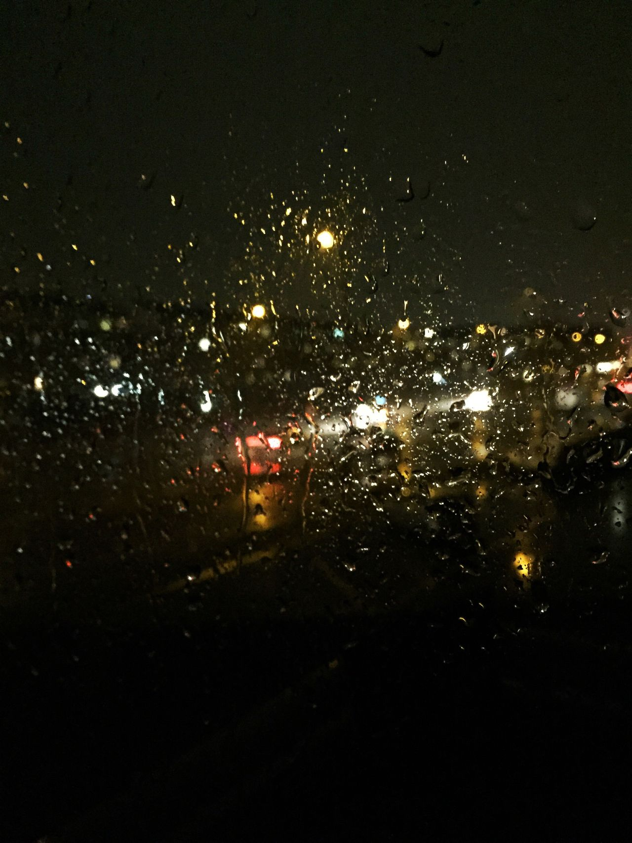 Rain Wet Car Water Rainy Season Weather Drop RainDrop Road Night Torrential Rain Rainfall Illuminated No People Close-up Raindrops On My Window Copy Space Night Night Lights Iphone6