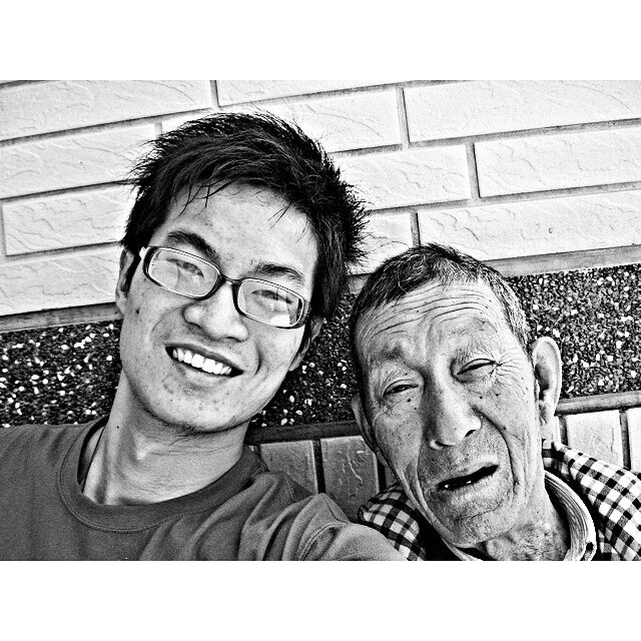 My dear grandfather I hope you can enjoy new life in heaven... I will miss you😭😭😭😭😭 Formygrandpa