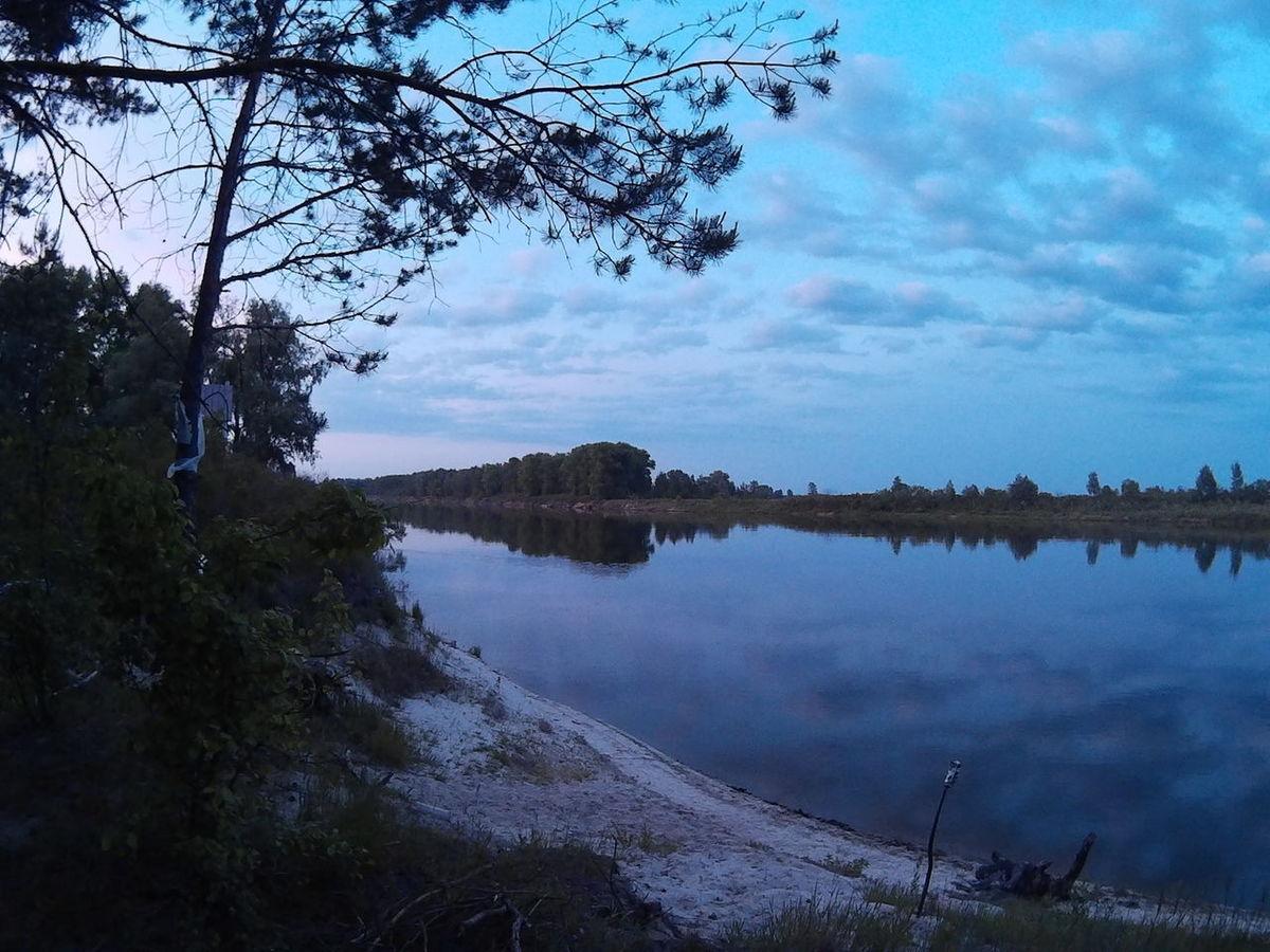 Summer River Ukraine Desna