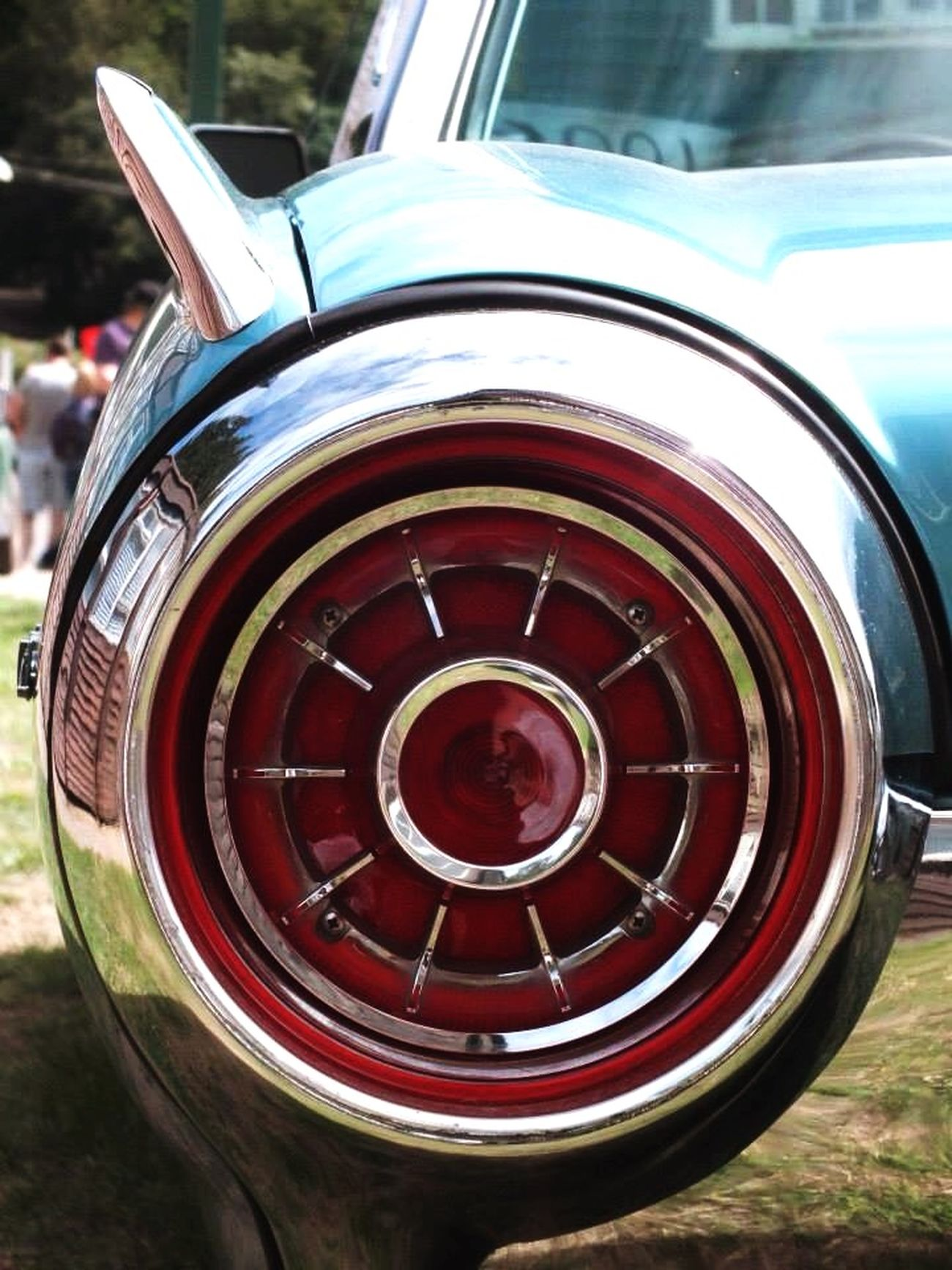 Thunderbird Thunderbird Classic Car American Cars Car Lights Brooklandsmuseum