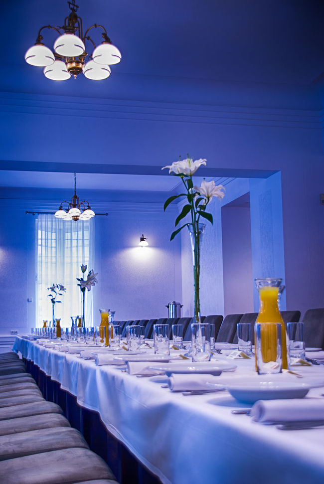 It's dinner time Absence Arrangement Blue Decoration Dinner Dinner Time Color Palette Empty Empty Chair Empty Places Illuminated Lamp Lighting Equipment Luxury Luxurylifestyle  Savoir Vivre Interrior Views Restaurant Restaurant Decor Restaurante Romantic Side By Side Supper Suppertime Travel