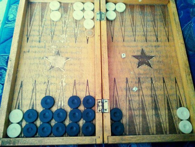 Playing Backgammon Tavla Kapı Point 1tl