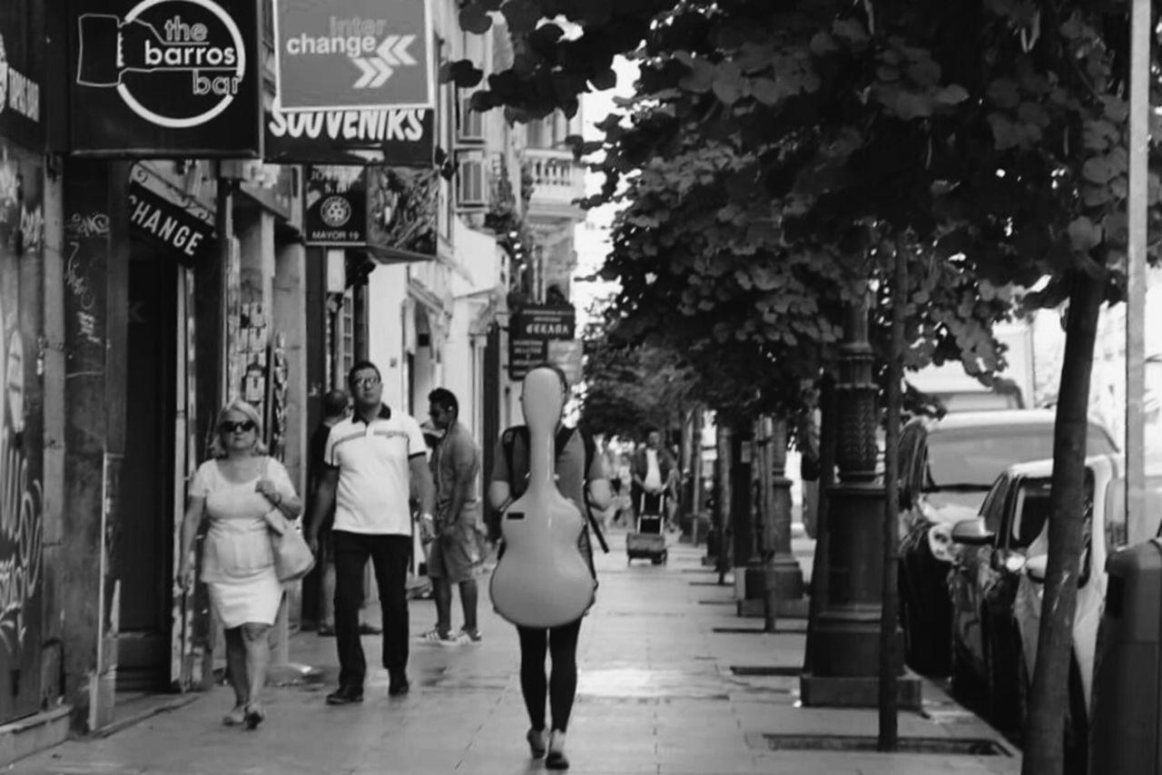SPAIN The Week On Eyem City Guitarhero EyeEm Gallery EyeEmBestPics Traveling Home For The Holidays EyeEm Best Shots - Black + White