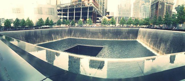 Water Panorama Newyork WorldTradeCenter