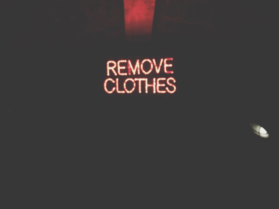 Remove clothes It's A Sign It's Liverpool Loveliverpool