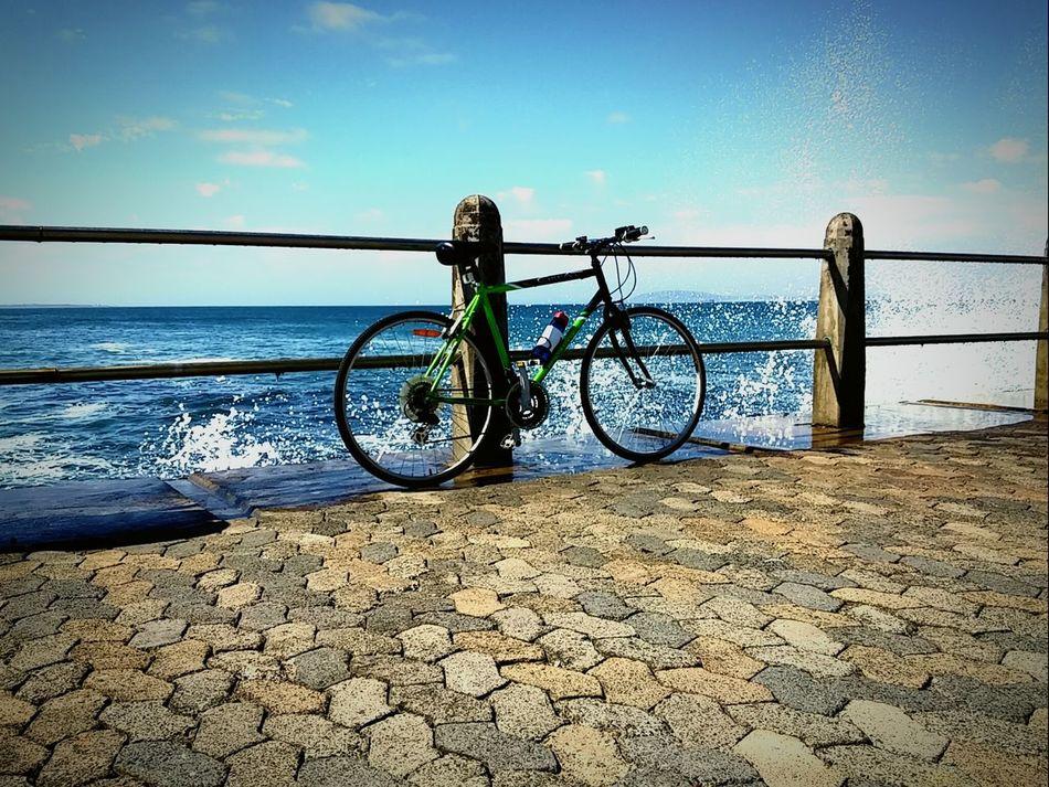 Thinkbike Capetownliving Seapointpromenade