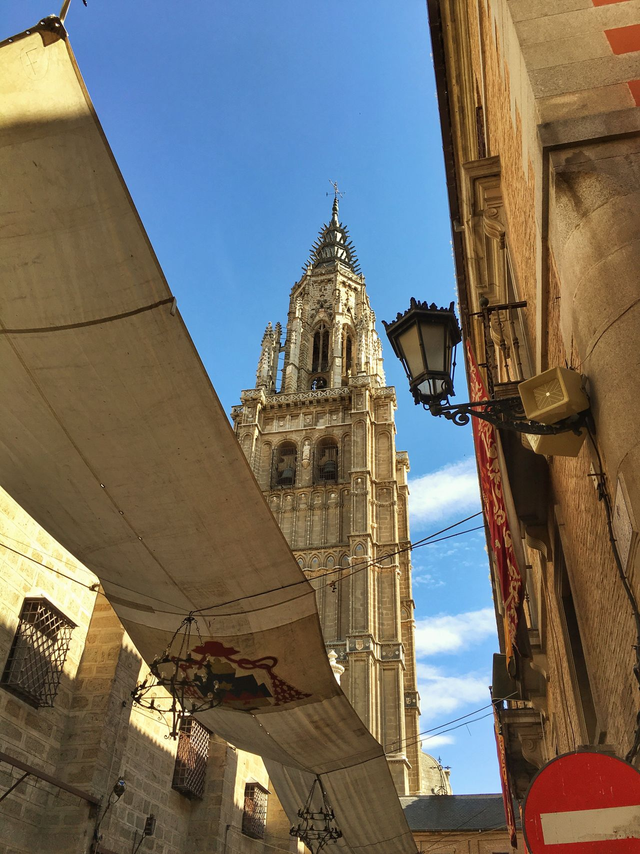 Architecture Building Exterior Low Angle View Place Of Worship Travel Destinations Day No People Tourism Toledo Spain España🇪🇸