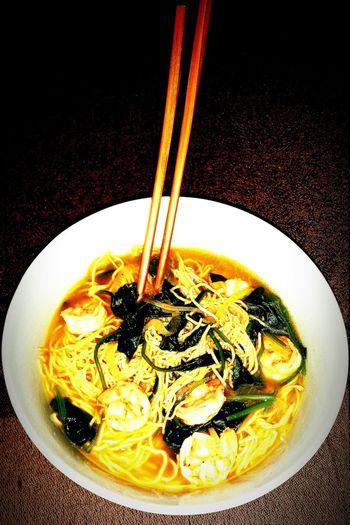 Food Porn Awards Noodles Soup Shrimp!