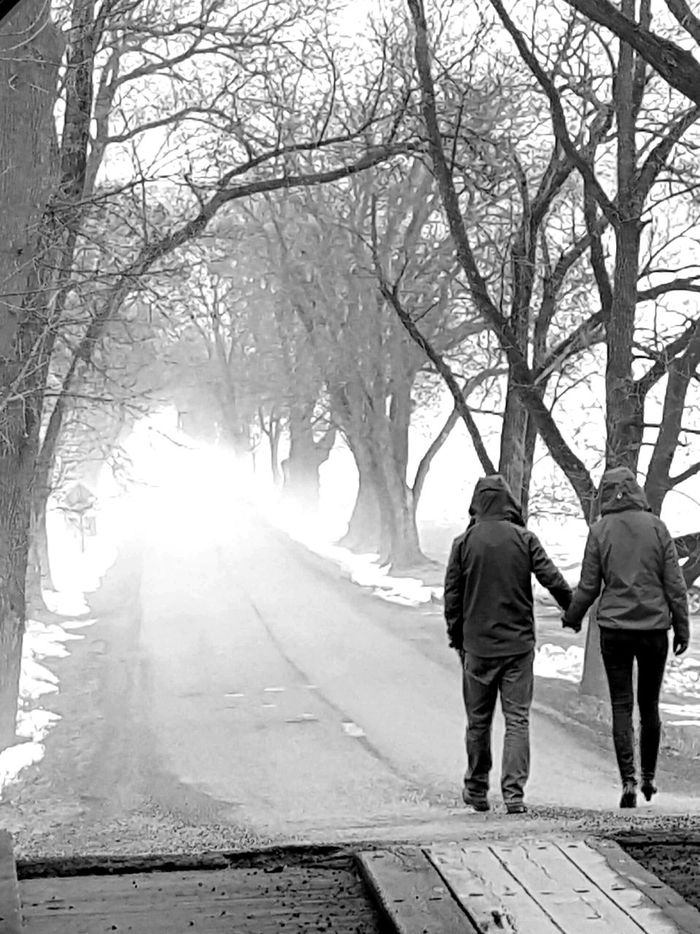 Walking down a Path into the Unknown can be Terrifying. It's best to Hold On Tight to your Loved Ones and make the Journey Together. United in Love makes every Step Meaningful  and Worthwhile. Blizzard 2016 Showcase: February