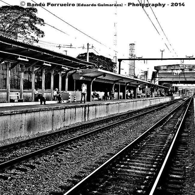 Estação de Poá/SP. BandúForrueiro Fotografia EduardoGuimarães Brasilpb poa estacaopoa