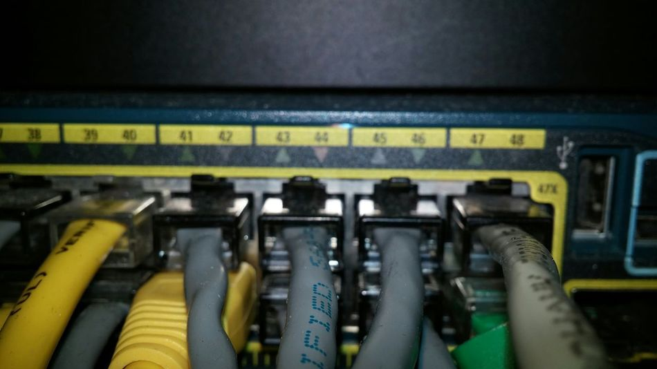 Network Switch ethernet cables All Full
