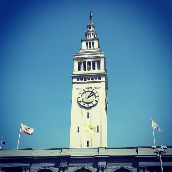 Sfo Ferrybuilding 100happydays Sanfrancisco california