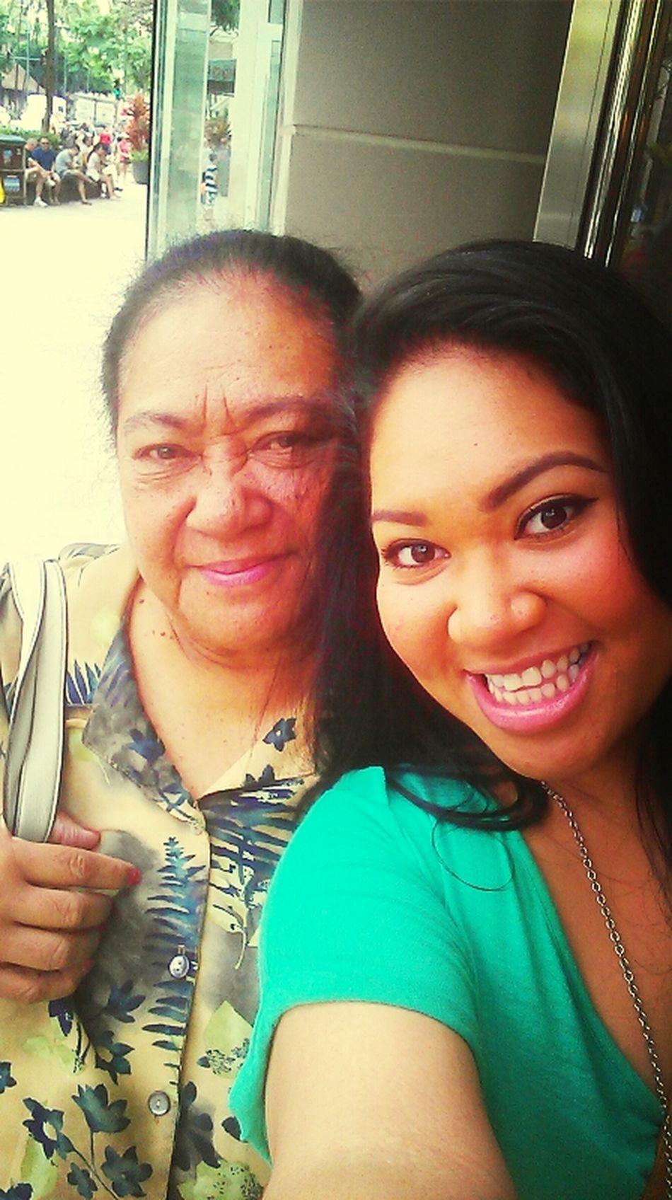 Grandma & me :)