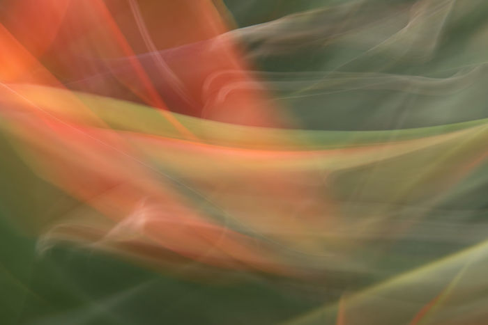 Abstract Abstract Photography Abstractart Backgrounds Close-up Flower Green Motion Movement Blur Movement Photography Multi Colored No People Orange Color Pattern Red Smoke - Physical Structure Smooth Softness Triptych