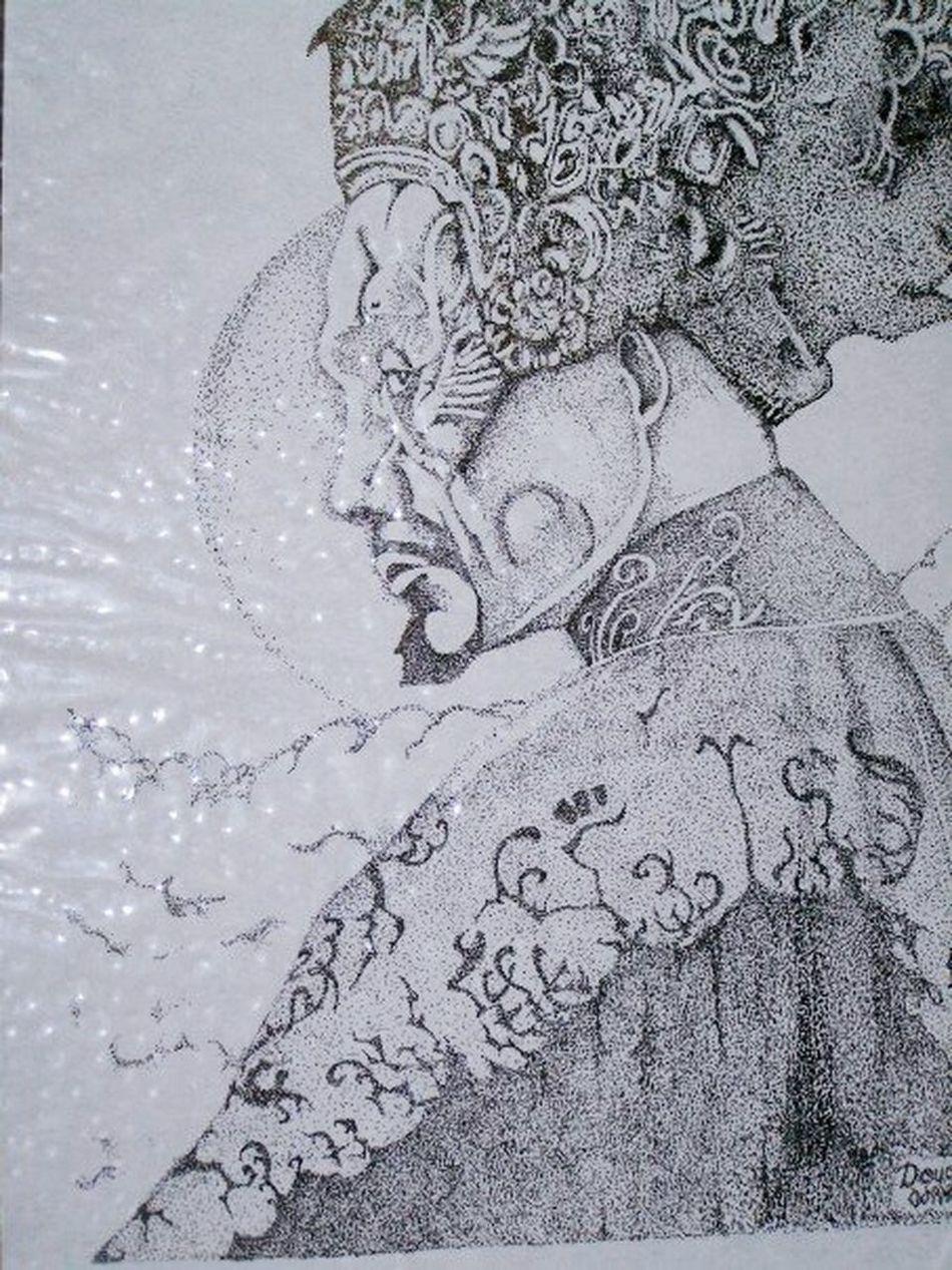 Pen Stipling: IMing Art And Craft Artistic Artist Art Gallery Arts Pen Drawing Art, Drawing, Creativity ArtWork Ink ArtInMyLife Art BLINDsided STUDio