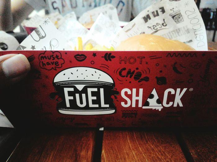 Fuelshack . 🍔🍟