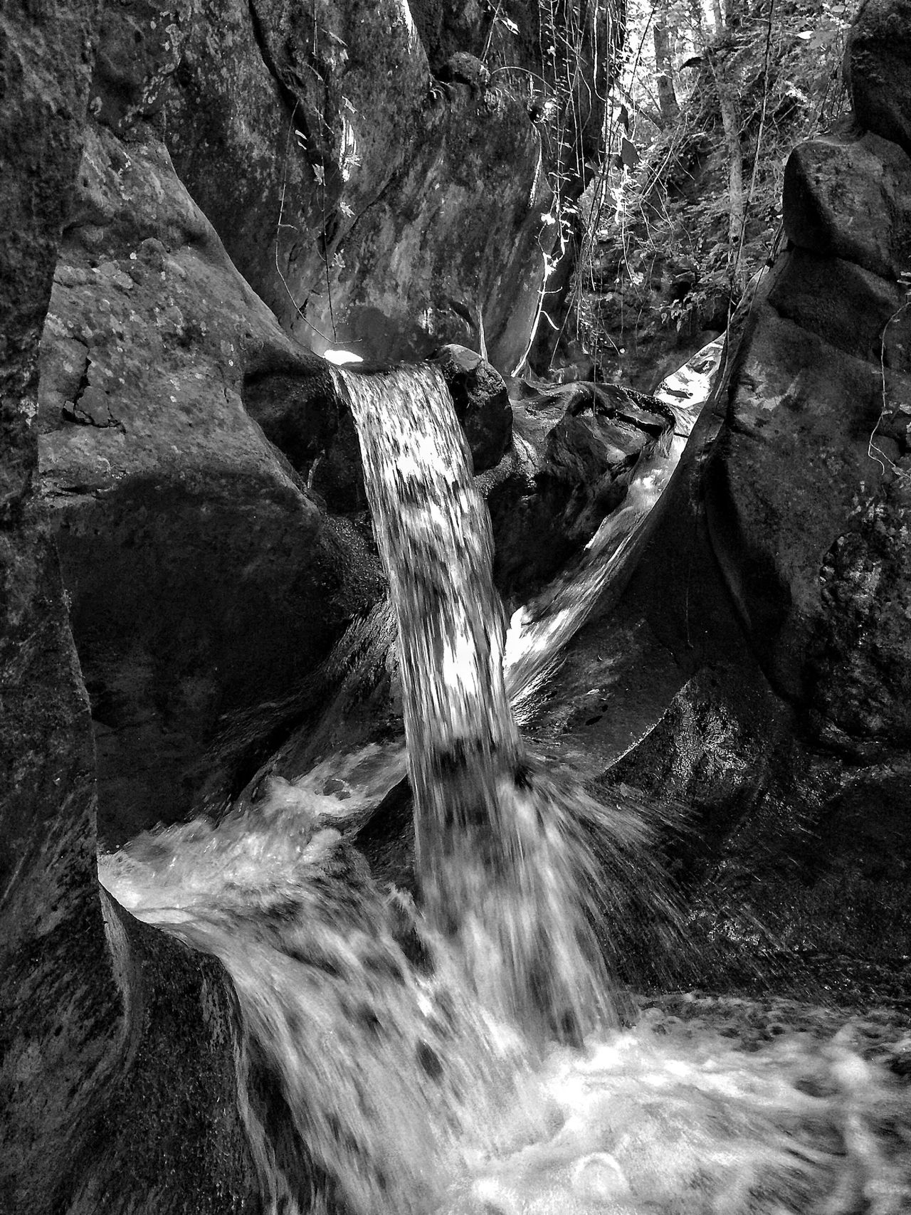 Bw_friday_challenge The World Is Stone Water_collection Black And White