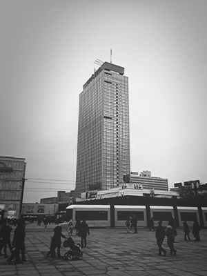 EyeEm Masterclass at Alexanderplatz by Steve B.