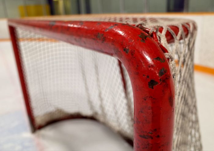hockey net Hockey Ice Net Rink Goal Red Close-up No People Indoors  Day