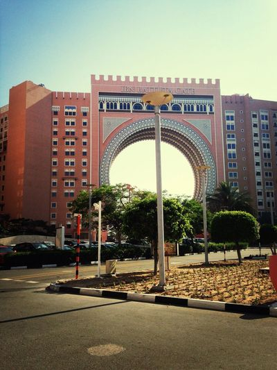 Ibn Batuta shopping mall's gate amazing place Having A Great Time Enjoying Life Hello World shopping Check This Out