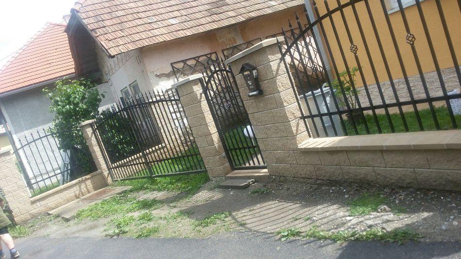 Vilage Houses Gate Vilage House Vilage Photo
