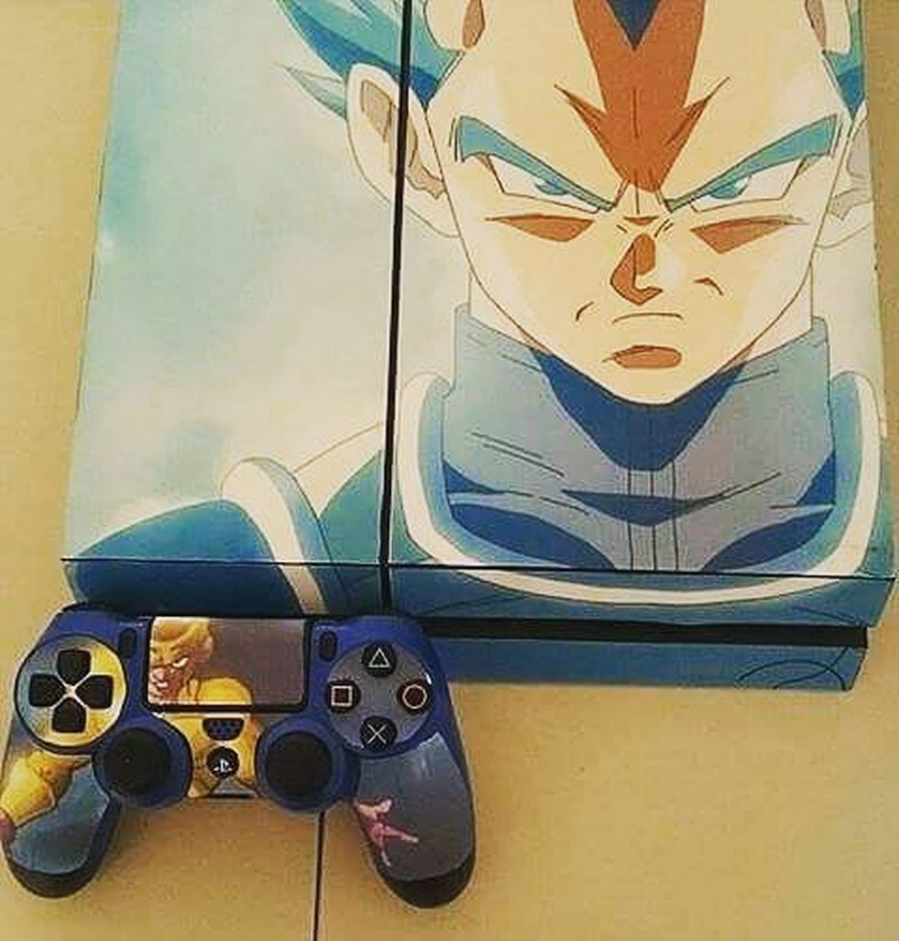 Dream😢😢 PS4 Graphics😍 Vegeta_super_saiyan Dragonballevolution Gaminglife Dualshock4 . 😳😳