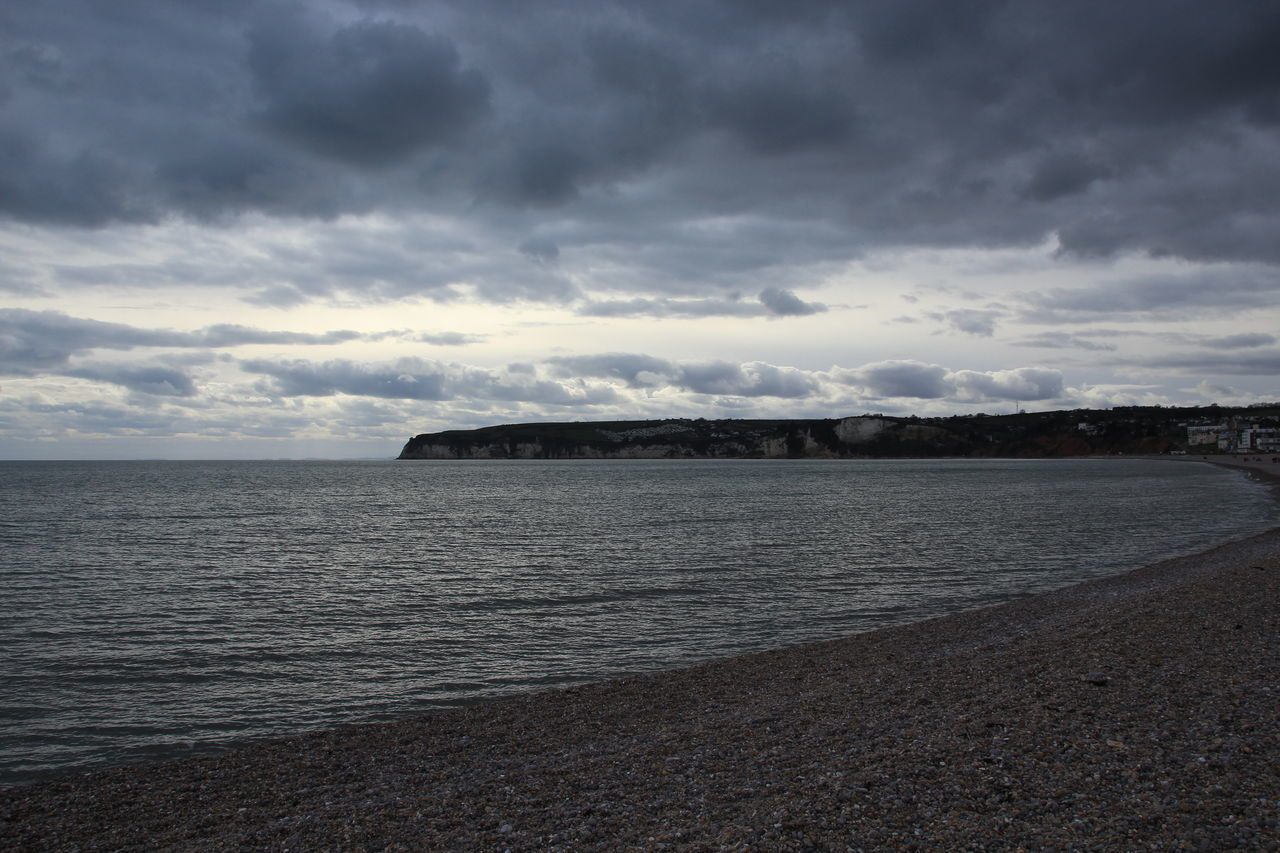 sea, sky, water, nature, cloud - sky, tranquility, scenics, no people, beauty in nature, outdoors, tranquil scene, day, beach