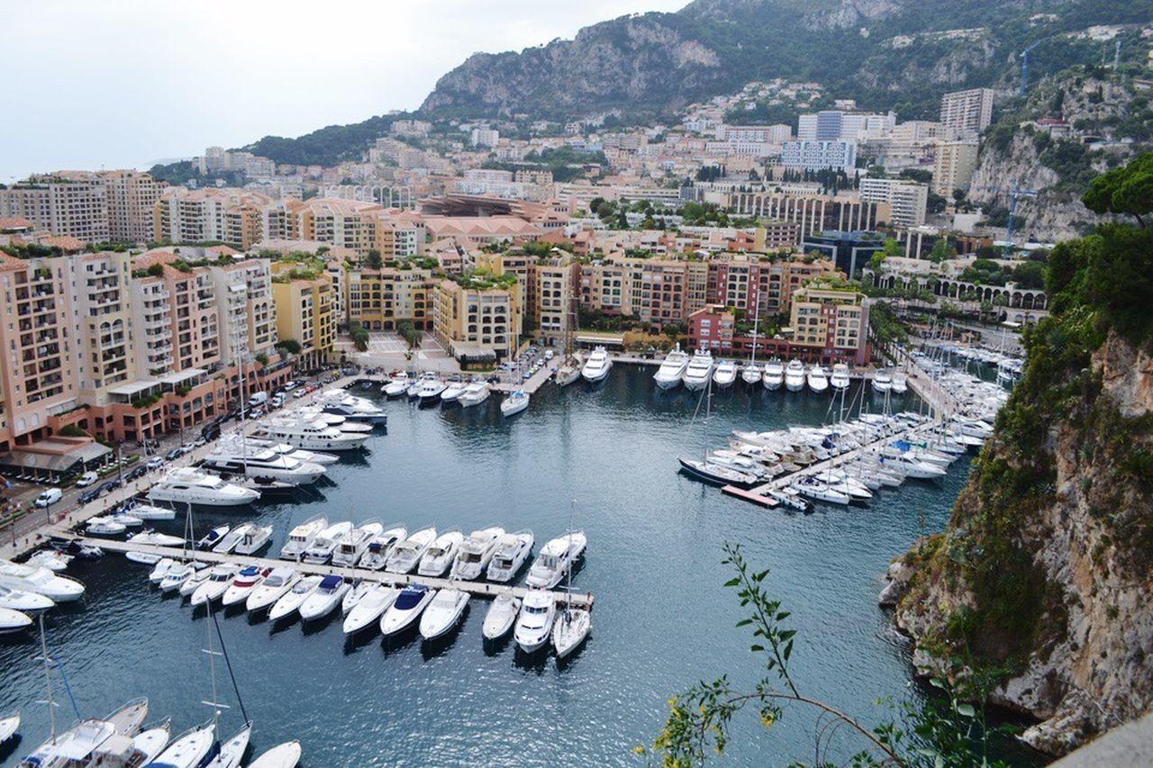 Monaco Fontvieille Harbour Harbor MonacoGP Formula 1