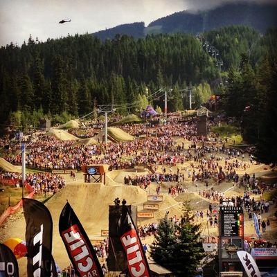 Red Bull Joy Ride, Whistler