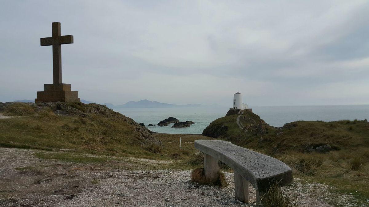 My Throwbackthursday  shot is from last year when i visited one of the most beautiful places I've been to...the Stunning and Beautiful Llanddwyn Island 💙💙 Photography Is My Escape From Reality! Check This Out For Anyone Whos Interested The Purist (no Edit, No Filter) Tranquility Beautiful Day From My Point Of View Nature Photography Landscape Anglesey Wales Nature_collection Beauty In Nature Bench Spotthebench Rural Scene Tranquil Scene Water