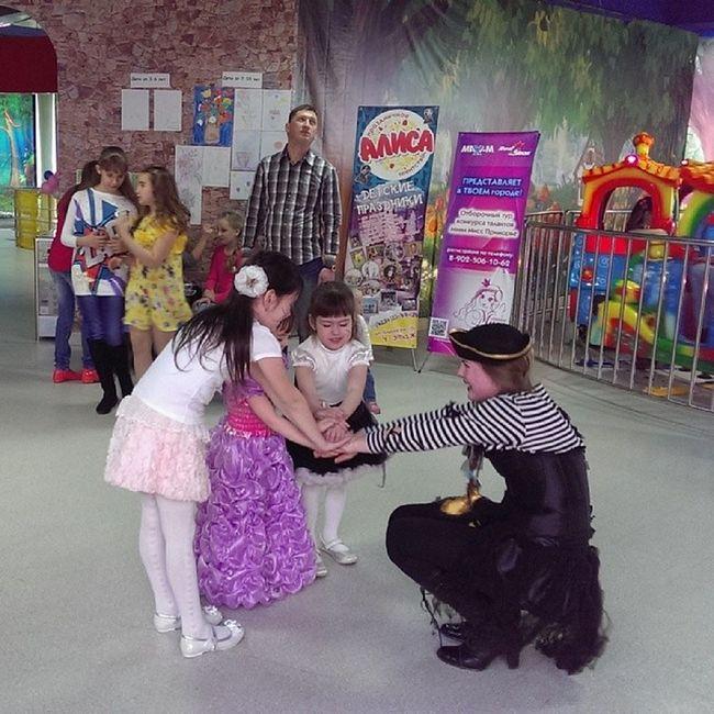 деньрождения  сестренки  веселье  радость дети пираты birthday pirates