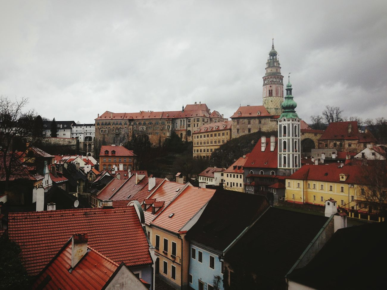 Streets Belog To Me, Czech Krumlov, Czech Republic