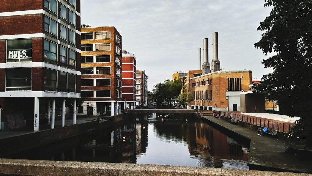 Rotterdam Water Architecture Residential Building Building Exterior Bridge - Man Made Structure Outdoors Cityscape Urban Skyline Urbanphotography Urban Nature Connected By Travel Building Structures Arhitecture Building Architecture_collection Business Finance And Industry City Day Apartment No People Sky