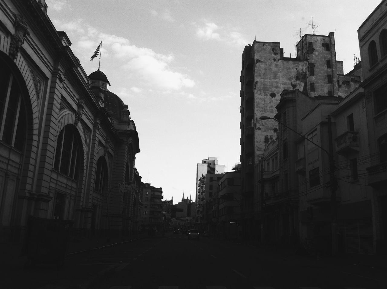 Black And White Street Photography Vscocam São Paulo