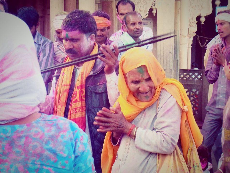 Colors Of Carnival Holi Festival Of Colours Vrindavan Cheese! Enjoying Life Krshna Devotion Dancing Natural Beauty