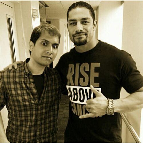 Roman Reigns.. Wwe Superstar