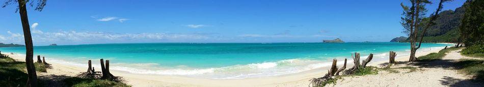 Waimanalo, Hawaii 2014 Like The Commercials