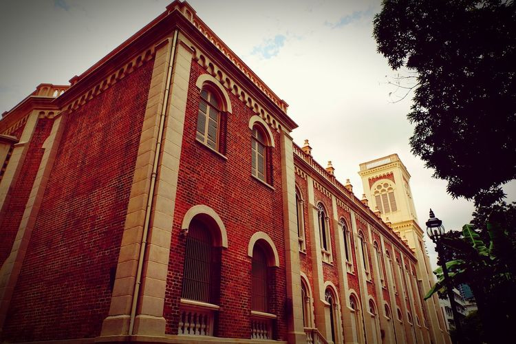 Architecture History Built Structure Building Exterior Travel Destinations Façade Low Angle View Outdoors Church Architecture Travel Religion Spirituality Outdoor Photography