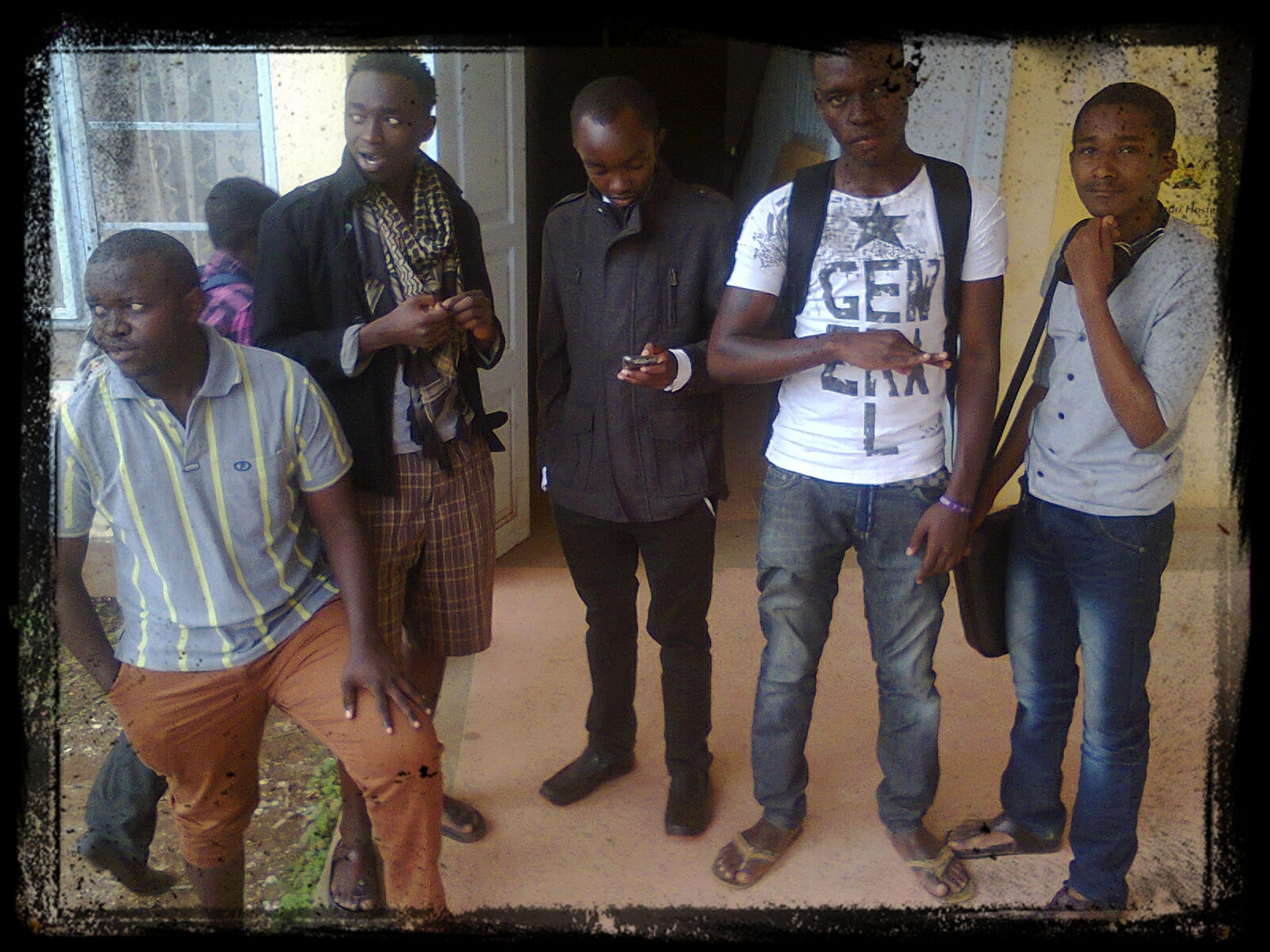 MayHem Family - Jaramogi University...... GeekBrid First Eyeem Photo
