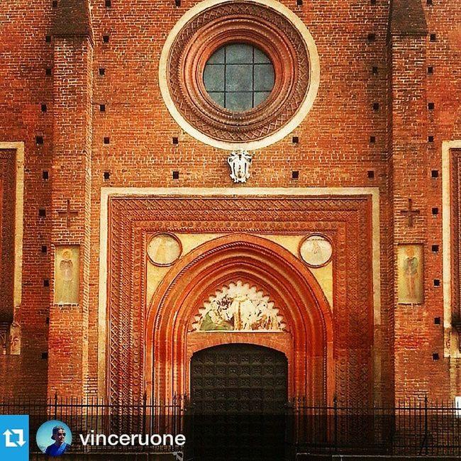 Repost @vinceruone ・・・ Anno 1385 Lombardia Mortara