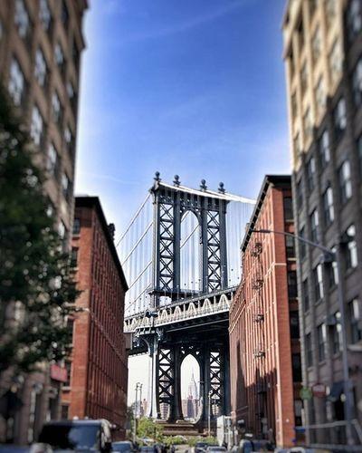 Once upon a Time.. Newyork NYC Newyorkcity Manhattan Photo Photography Travel Travelgram Trip Iloveny Ilovenyc Newyorkphoto Instacool Instanewyork Mynyc Bigapple Thebigapple Bridge Manhattanbridge Sergioleone View Colorful Igers
