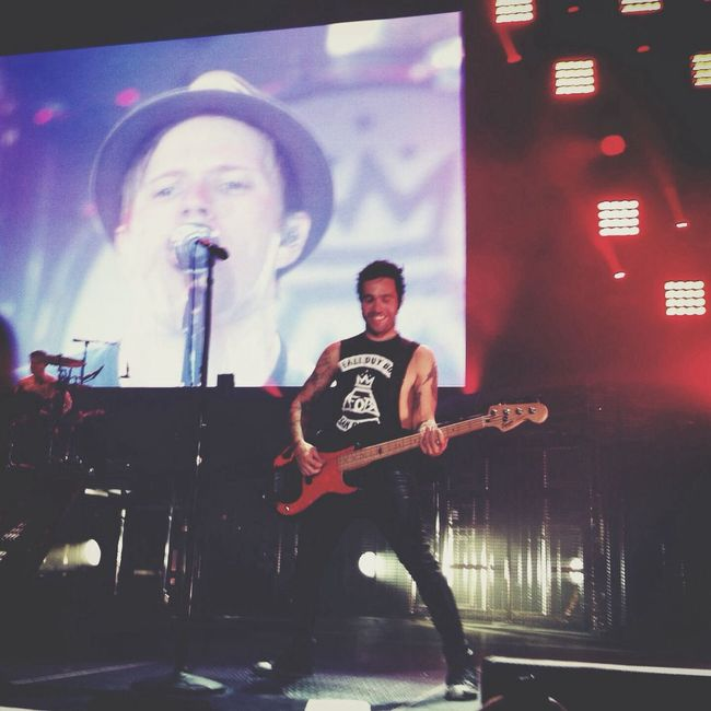 Fall Out Boy! FOB Fall Out Boy Save Rock And Roll Tour San Diego