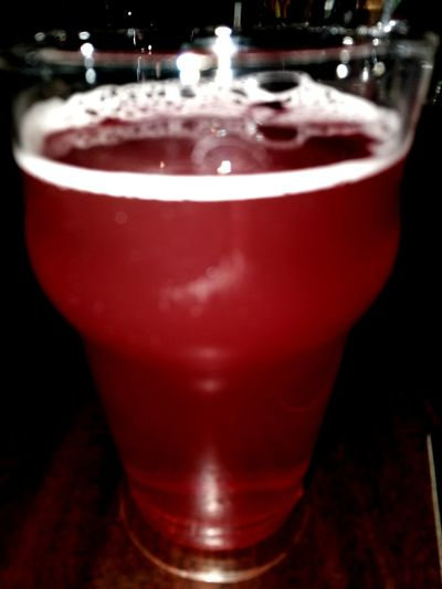 Beer Chery Likewater Plaisirsimple Juste Une Drink Kriek