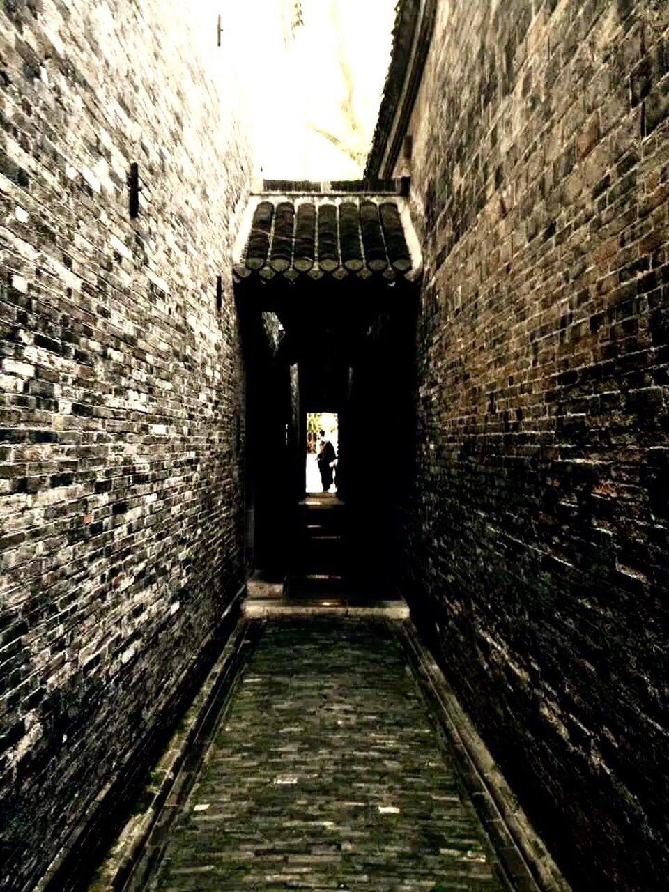architecture, built structure, brick wall, the way forward, building exterior, day, indoors, no people, walkway