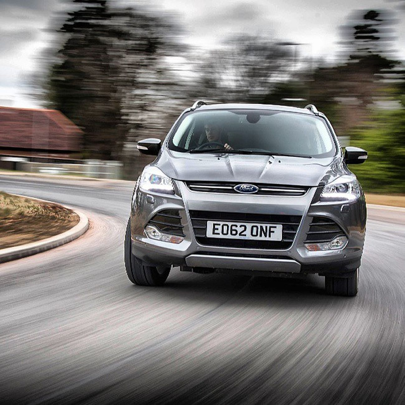 Try the Smart Drive Experience with Ford Kuga Kugadrive Ibi13 FordSocialHub SUV Rome Igers Igersroma Tennis Cars Road New Cool Tech Technology